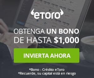 invierta en los mercados con eToro