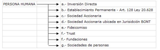 inversion argentinos