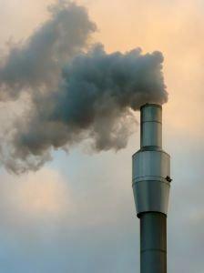 foto de contaminacion ambiental