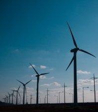 foto de generadores eólicos de energía